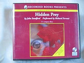 Hidden Prey by John Sandford Unabridged CD Audiobook (The Prey Series, Book 15)
