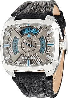 Reloj Analogico para Hombre de Cuarzo con Correa en Piel PL14796JS.61
