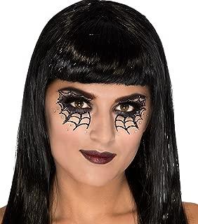 Rubies Web Vixen Face Mask Tattoo