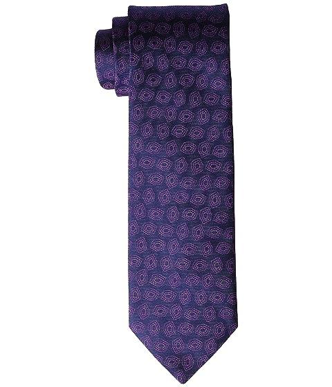 Eton Geo Medallion Tie