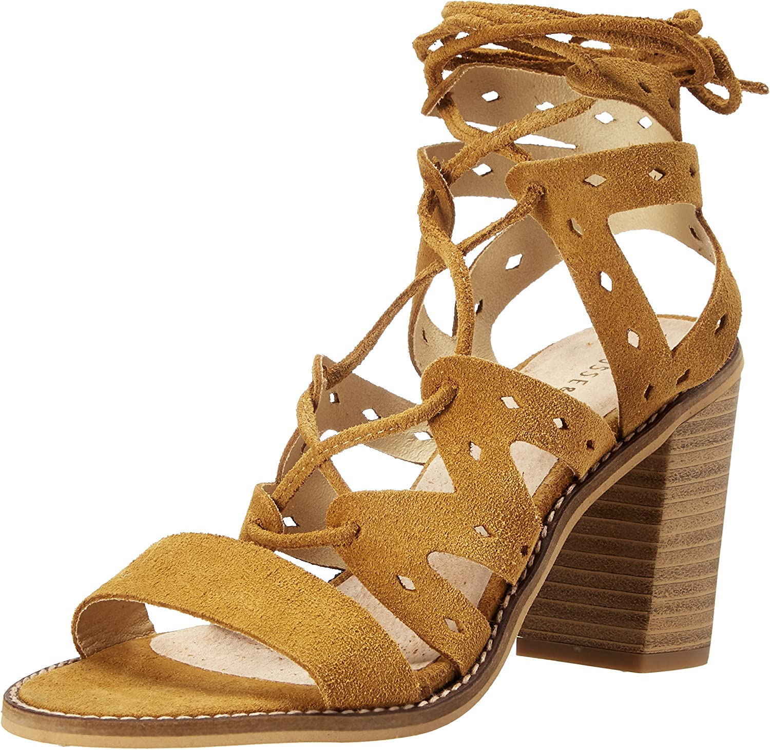 Musse & Cloud Womens Jadanci Dress Sandal