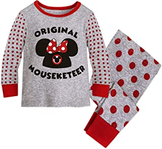 Disney Minnie Mouse ''Original Mouseketeer'' PJ PALS for Baby