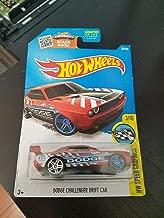 Hot Wheels, 2016 HW Speed Graphics, Dodge Challenger Drift Car [Red] Die-Cast Vehicle #178/250