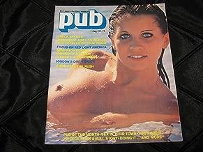 Pub Adult Magazine (Liberated Ladies , Semi-Pro Hookers , Making of a Madam, August 1976)