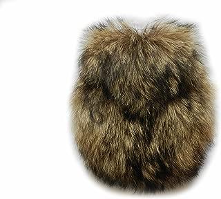 Coyote Fur Kilt Sporran for Men, Belt Pouch with REMOVED Chain, Kilt Accessories