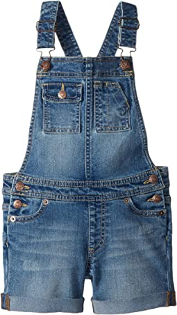 Essie Denim Shortall in Christie Wash (Toddler)