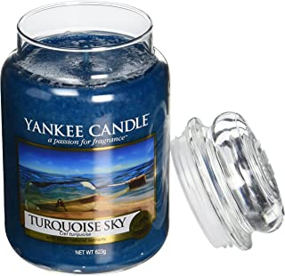 Yankee Candles Large Jar Candle - Turquoise Sky