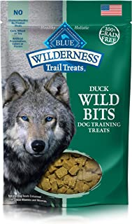 Blue Buffalo Wilderness Trail Treats Wild Bits High Protein Grain Free Soft-Moist..