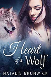 Heart of a Wolf: A Paranormal Lesbian Romance