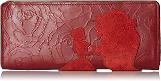 Hidesign Women's Wallet Dark Red