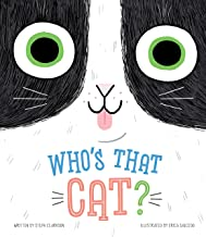 Who's that Cat? (Board Book)