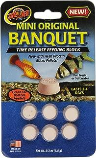 Zoo Med Laboratories AZMBB2 Mini Banquet Block Feeders