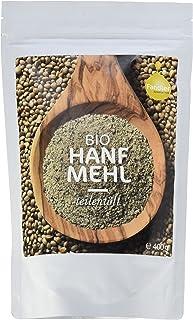 Fandler Bio-Hanfmehl teilentölt, 1er Pack 1 x 400 g