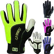 C.P. Sports hoogwaardige rijhandschoenen, Nordic Walking handschoenen, karthandschoenen, dames en heren, fitnesshandschoen...