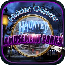 Hidden Objects – Haunted Amusement & Theme Parks and Object Time Puzzle Photo Free Game