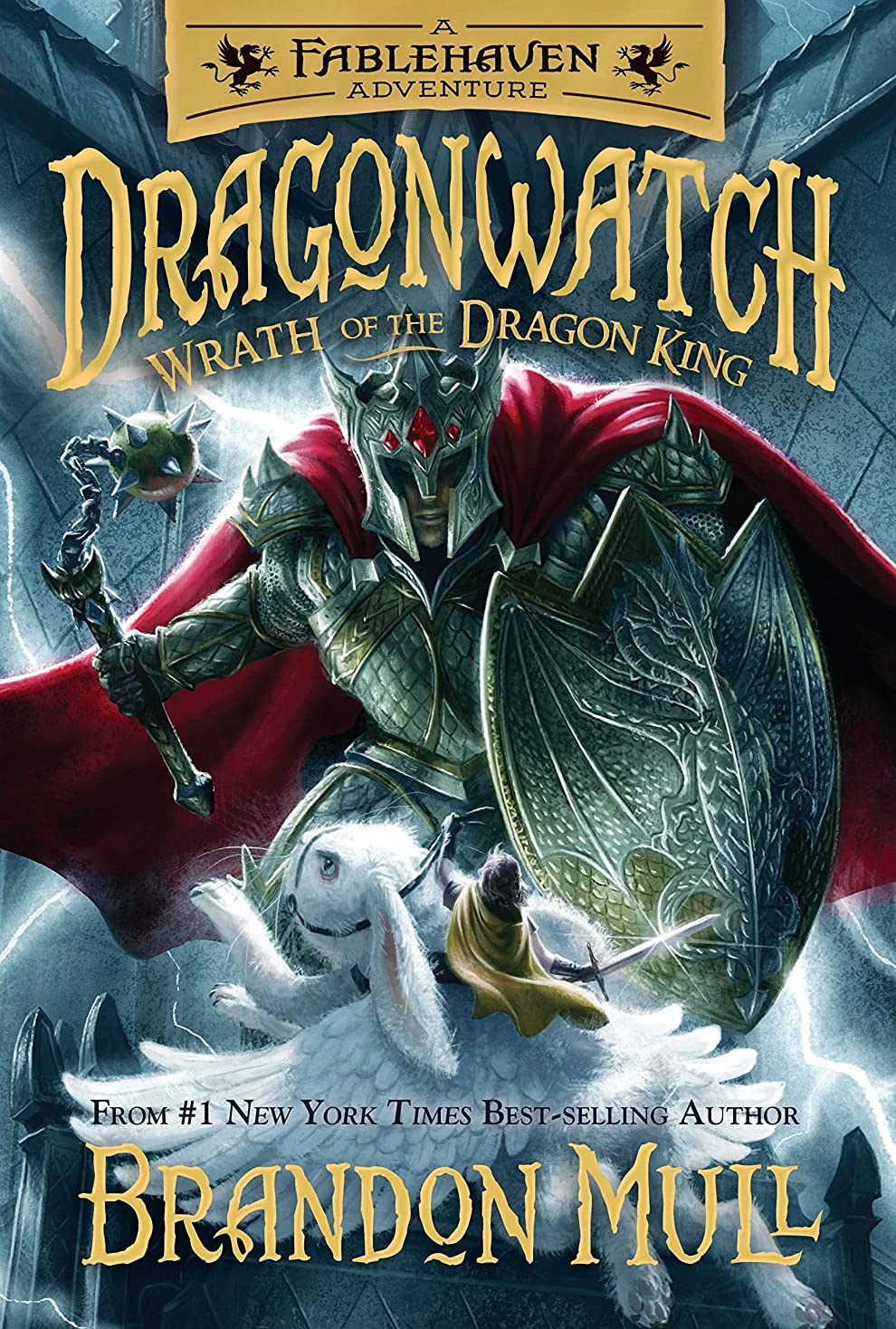 前売接地生きるDragonwatch, Book 2: Wrath of the Dragon King (English Edition)
