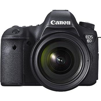 Canon EOS 6D + EF 24-70mm Juego de cámara SLR 20.2MP CMOS 5472 x ...