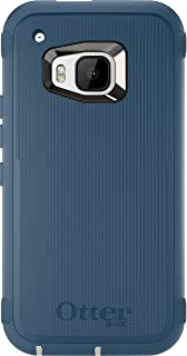 OtterBox Defender Case for HTC One M9 – Retail Packaging – Causal Blue