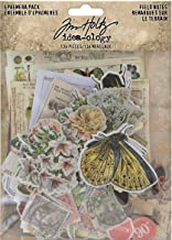 Tim Holtz - Advantus EPHEMERA PACK IDEA-O FIELDNOTES, Field Notes