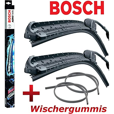 Bosch Aerotwin A583s 3397007583 Scheibenwischer 650 340 2x Gelan Ersatz Wischergummis Set Vorteilspaket Auto