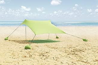 compact beach shade
