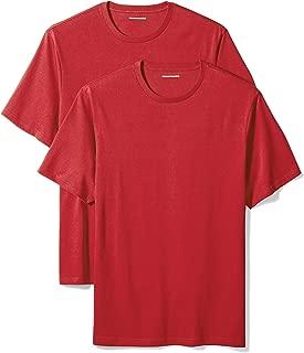 Men's 2-Pack Loose-Fit Short-Sleeve Crewneck T-Shirts