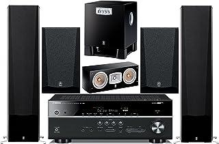 Yamaha 7.2-channel inalámbrico Bluetooth 4K 3d a/V sonido envolvente sistema de cine en casa