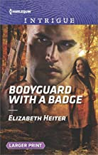 Bodyguard with a Badge: A Thrilling FBI Romance (The Lawmen: Bullets and Brawn Book 1717)