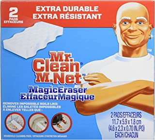Mr. Clean Magic Eraser, Extra Power, 2 Ct