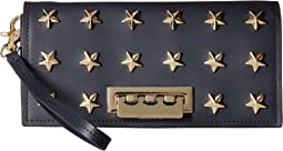 ZAC Zac Posen - Eartha Iconic Wristlet - Star Stud