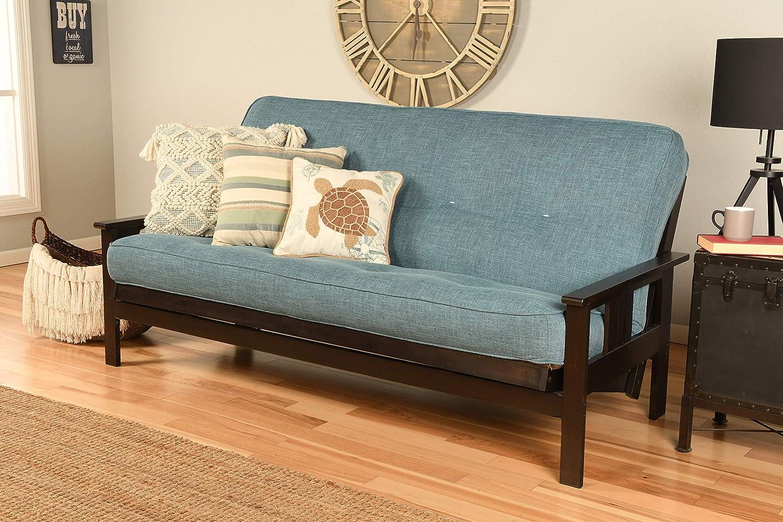 Over item handling ☆ Kodiak Furniture Monterey Futon Dallas Mall Set Drawers Espresso No B with
