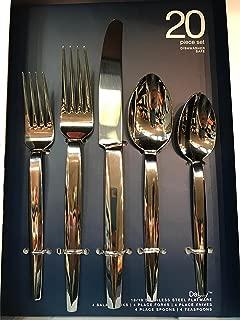 dansk dagny 20 piece flatware