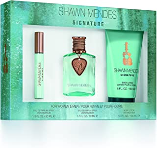Shawn Mendes Signature 3 Piece Gift Set