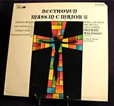 Beethoven Mass in C Major Op. 86, Musica Aeterna Orchestra and Chorus, Frederic Waldman, Conductor