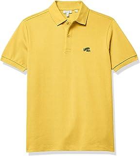 Lacoste Boys' Summer Badge Pique Polo Shirt