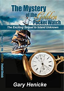 The Mystery of the Golden Pocket Watch (English Edition)