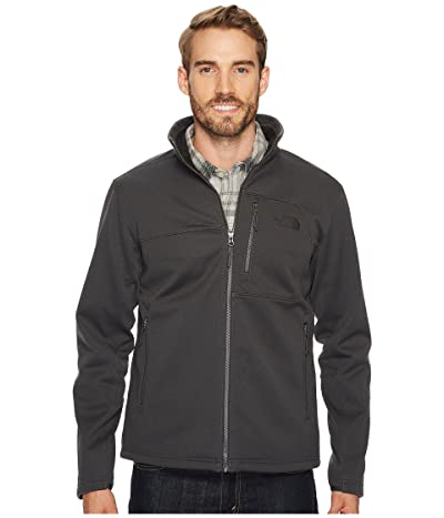 The North Face Apex Risor Jacket (TNF Dark Grey Heather/TNF Dark Grey Heather) Men