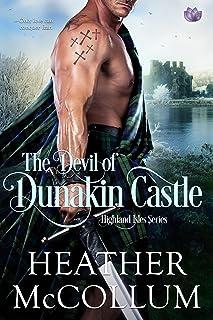 The Devil of Dunakin Castle (Highland Isles Book 4)