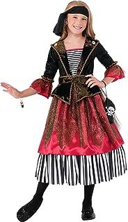 Forum Novelties Caribbean Crimson Costume, Medium