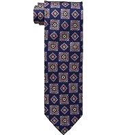 Eton - Printed Medallion Tie