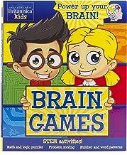 Encyclopedia Britannica Kids Brain Games 9781503714663