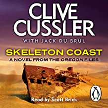 Skeleton Coast: Oregon Files, Book 4
