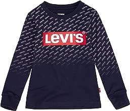 Levi's Boys' Long Sleeve Box Tab Logo T-Shirt