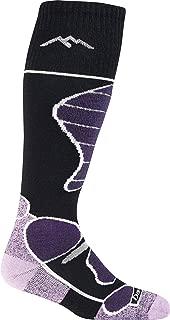 Darn Tough Women's Merino Wool Function 5 Over-the-Calf Padded Cushion Skiing Socks