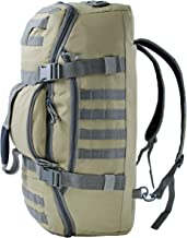 Xmilpax Military Outdoor Gear Travel Duffle Bag Bug-Out Bag Tactical Multi-Functional Weekend Bag Camping Backpack MOLLE Compatible.