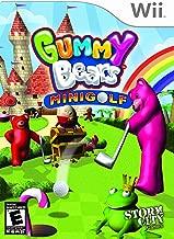 Gummy Bears Mini Golf - Nintendo Wii