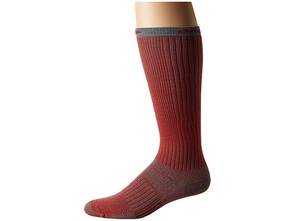 Drymax Sport Hiking HD Over Calf 1-Pair (Red/Anthracite) Women