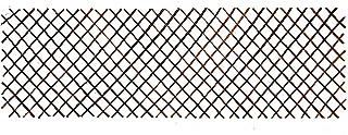 Nature by Colibrí 5x madera enrejado Rank ayuda pastos Privacidad variable hasta 180x 60cm