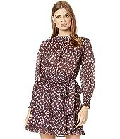 Long Sleeve Cherise Dress