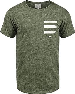 Maxton Camiseta Básica De Manga Corta T-Shirt para Hombre con Cuello Redondo